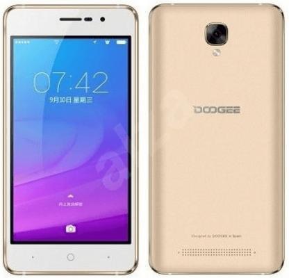 Смартфон Doogee X10s 8 Гб золотистый