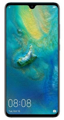 Смартфон Huawei Mate 20 128 Гб сумеречный huawei mate 20 128gb 4g twilight смартфон