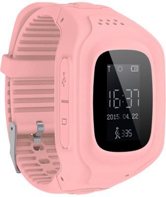 Jet Kid Next pink Умные детские часы с��мокат tech team super jet 100 pink