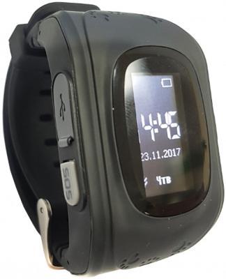 лучшая цена Jet Kid Start black Умные детские часы