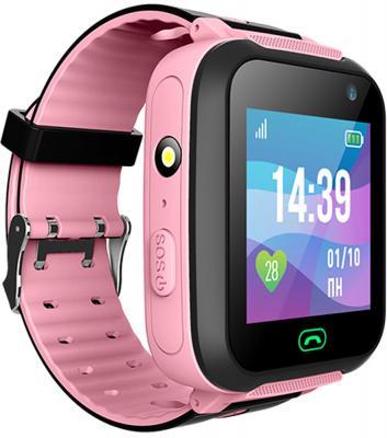 Jet Kid Swimmer pink Умные детские часы цена