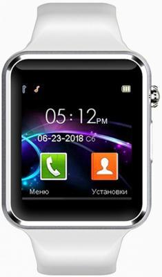Jet PHONE SP1 Silver Умные часы умные часы carcam tq 920 silver