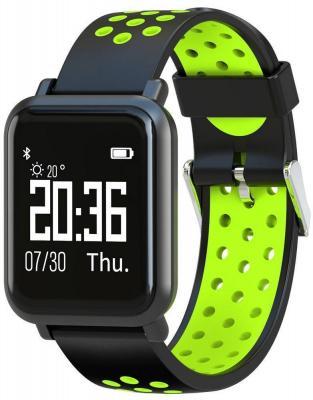 Jet Sport SW-4 green Умные спортивные часы умные часы carcam v06 green
