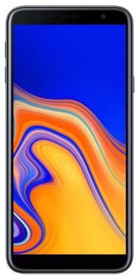 Смартфон Samsung Galaxy J4+ 2018 32 Гб черный (SM-J415FZKOSER)