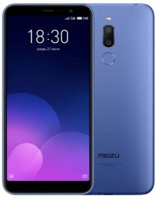 Смартфон Meizu M6T 32 Гб синий смартфон meizu m6t 3 32gb gold