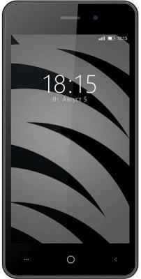 Смартфон BQ BQ-4526 Fox 8 Гб черный смартфон