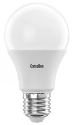 Лампа светодиодная груша Camelion LED12-A60/845/E27 E27 12W 4500K 11286 лампа светодиодная camelion led3 g45 830 е14