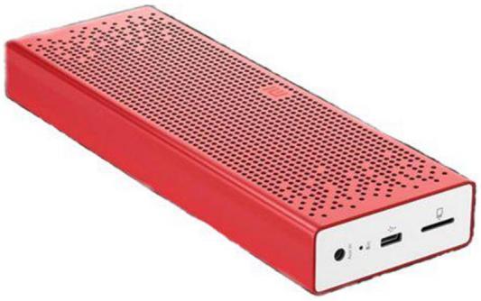 цена на Xiaomi Mi Bluetooth Speaker Портативная акустика, красный