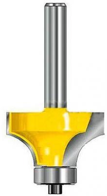 цена на Фреза MAKITA D-11190 карнизная для закруглений, 2 лезв., хв.8мм, R3х9.5мм