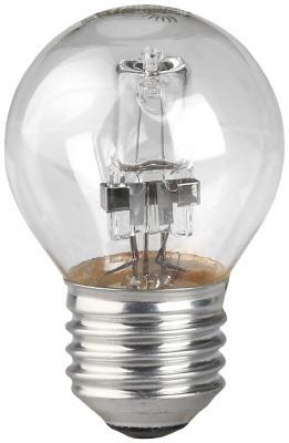 Лампа галогенная шар Эра Hal-P45-28W-230V-E27-CL E27 28W 3000K лампа галогенная шар эра hal p45 28w 230v e27 cl e27 28w 3000k