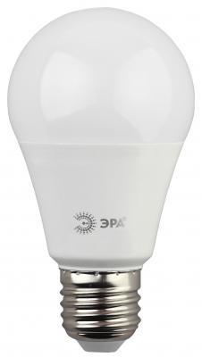 Лампа светодиодная груша Эра A55-7w-827-E27 E27 7W 2700K лампа светодиодная эра p45 7w 827 e27 clear