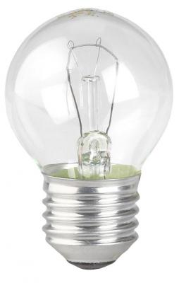 Лампа накаливания шар Эра Б0017703 E27 60W лампа накаливания e27 60w прозрачная 052 290