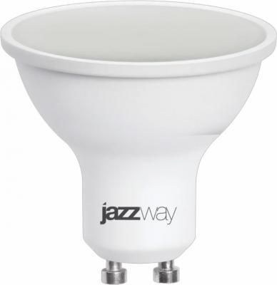 Лампа светодиодная рефлекторная JazzWay PLED-SP GU10 GU10 7W 3000K goodeck лампа светодиодная goodeck рефлекторная матовая gu10 5 5w 4100k gl1007024206