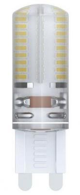 Лампа светодиодная капсульная Uniel LED-JCD-4W/NW/G9/CL/DIM G9 4W 4500K лампа светодиодная диммируемая 10709 g9 4w 4500k капсульная белая led jcd 4w nw g9 cl dim siz03tr