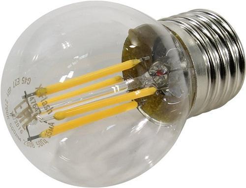 цена на Лампа светодиодная шар X-Flash 47642 E27 4W 2700K