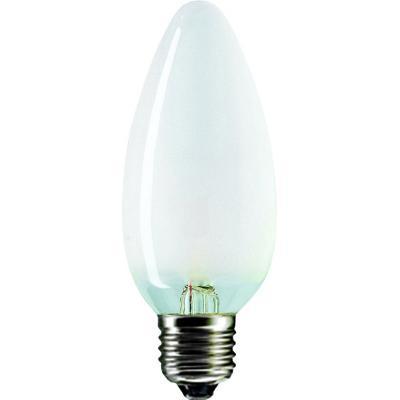 Лампа накаливания PHILIPS B35 60W E27 FR свеча матовая 1 шт philips b35 40w e14 fr 1