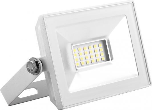 Прожектор светодиодный SAFFIT 55070 2835SMD, 10W 6400K IP65, белый в компактном корпусе, SFL90-10