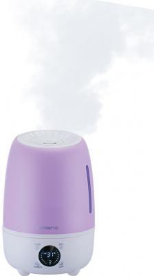 Увлажнитель воздуха Polaris PUH 6805Di 25Вт (ультразвуковой) фиолетовый ультразвуковой увлажнитель воздуха polaris puh 6805di синий