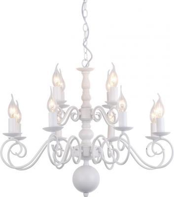Подвесная люстра Arte Lamp A1129LM-12WH подвесная люстра arte lamp montmartre a3239lm 12wh