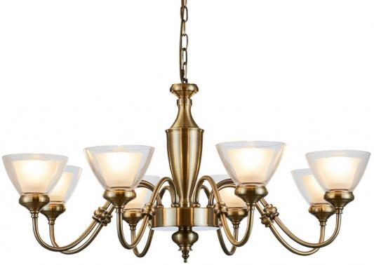 Подвесная люстра Arte Lamp A5184LM-8AB arte lamp подвесная люстра arte antwerp a1029lm 8ab