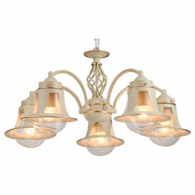 купить Подвесная люстра Arte Lamp A7022LM-5WG по цене 11800 рублей