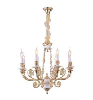 Подвесная люстра Arte Lamp A7024LM-8WG подвесная люстра arte lamp tilly a5333lm 8wg