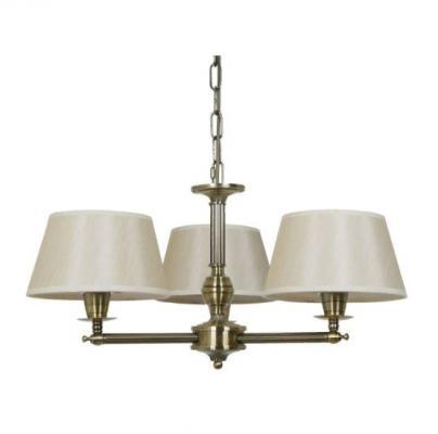 Подвесная люстра Arte Lamp York A2273LM-3AB все цены