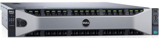 Сервер Dell PowerEdge R730XD 2xE5-2630v4 2x16Gb 2RRD x18 6x4Tb 7.2K 3.5 NLSAS 2x600Gb 15K 2.5 SAS H730 iD8En 5720 4P 2x1100W 3Y PNBD TPM (210-ADBC-300)