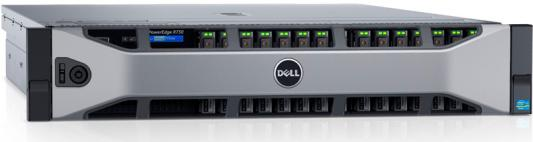 "Сервер Dell PowerEdge R730 2xE5-2620v4 2x16Gb 2RRD x16 2.5"" RW H730 iD8En 5720 4P 2x750W 3Y PNBD TPM (210-ACXU-356) цена в Москве и Питере"