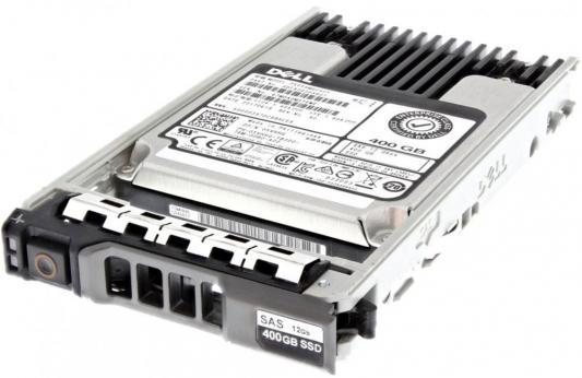 Накопитель SSD Dell 1x400Gb SAS для G13-G14 5VHHG 2.5 MLC Write Intensive