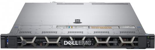 """лучшая цена Сервер Dell PowerEdge R440 1x4116 1x16Gb 2RRD x4 3.5"""" RW H730p LP iD9En 1G 2P 1x550W 3Y PNBD (R440-5201-1)"""