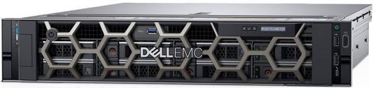 Сервер Dell PowerEdge R740 2x4110 6x16Gb 2RRD x16 8x1.2Tb 10K 2.5 SAS H730p LP iD9En 5720 4P 2x750W 3Y PNBD Conf 2 (210-AKXJ-25)