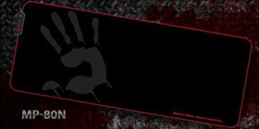 Коврик для мыши A4 Bloody MP-80N черный/рисунок коврик для мыши a4tech bloody mp 50ns черный рисунок