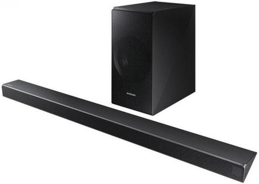 Звуковая панель Samsung HW-N550/RU 3.1 340Вт+160Вт черный акустическая система samsung hw ms550 черный