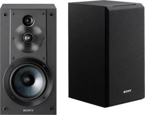 лучшая цена Комплект акустики Sony SS-CS5 2.0 100Вт черный