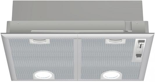 Вытяжка встраиваемая Bosch DHL555BL серебристый