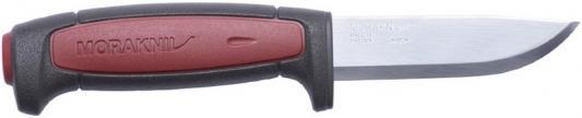 Нож Mora Pro C (12243) разделочный лезв.91мм бордовый/черный электроплита mora c 112 as