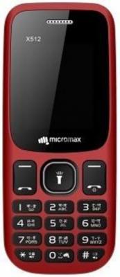 Мобильный телефон Micromax X512 32Mb красный моноблок 2Sim 1.77 128x160 0.08Mpix BT GSM900/1800 MP3 FM microSD max8Gb цена
