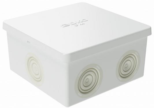 Dkc 53700 Коробка ответвит. с кабельными вводами, IP44, 80 х 80 х 40мм
