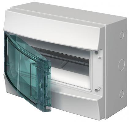 ABB 1SLM006501A1202 Бокс настенный 12М прозрачная дверь Mistral65 (с клемм) бокс abb 1slm006502a1204
