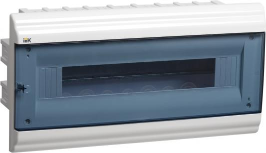 IEK_MKP82-V-18-41-10_Бокс ЩРВ-П-18 модулей встраив.пластик IP41 PRIME щиток встраиваемый для 24 модулей пластиковый 435х320х107 ip41 abb mistral