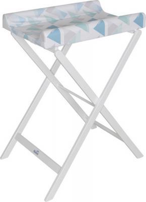 Стол для пеленания складной Trixi, белый 011