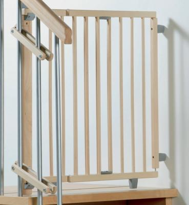 Ворота безопасности лестничные 95-135, натуральный ворота 41 дизайн человека