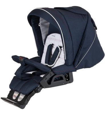 Купить Детская коляска Racer GTS XL 751 (без сумки), HARTAN, синий, Прогулочные коляски
