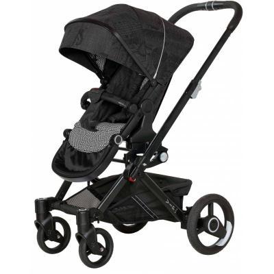 Детская коляска VIP GTX XL 610 (без сумки), HARTAN, черный, Прогулочные коляски  - купить со скидкой
