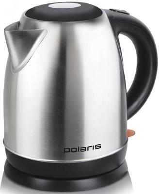 Чайник электрический Polaris PWK 1717CA 1.7л. 1800Вт нержавеющая сталь (корпус: сталь)