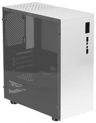 все цены на Корпус microATX Formula GM-706W Без БП белый онлайн