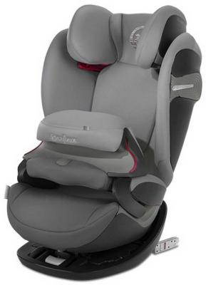 Автокресло Sybex Pallas S-Fix (manhattan grey) автокресло cybex juno m fix manhattan grey