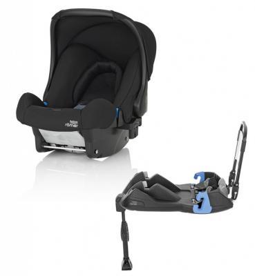 Детское автокресло Baby-Safe Cosmos Black Trendline + база ременная цена