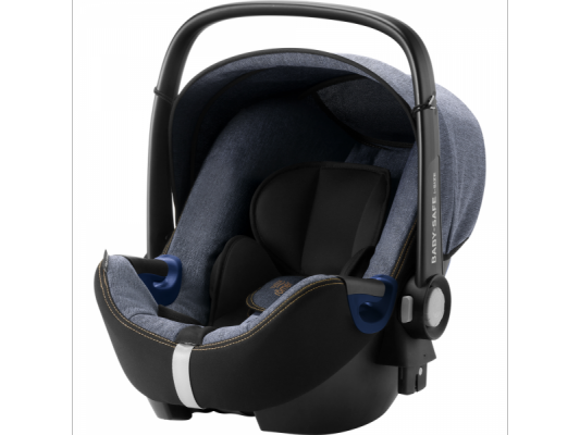 Автокресло Britax Romer Baby-Safe2 i-size (blue marble highline) детское автокресло baby safe2 i size moonlight blue trendline